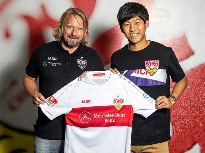 Wataru Endo wurde bis Saisonende ausgeliehen