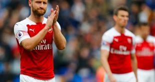 Arsenal-Trainer Emery plant nicht mehr mit Mustafi