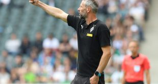 Gladbach und Trainer Rose siegen in Mainz 3:1