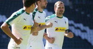 Kramer (M.) und Jantschke (r.) vor Rückkehr ins Team