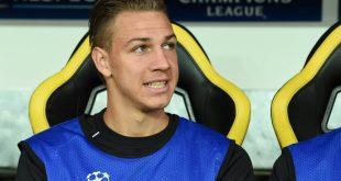 Michael Frey verstärkt den 1. FC Nürnberg auf Leihbasis