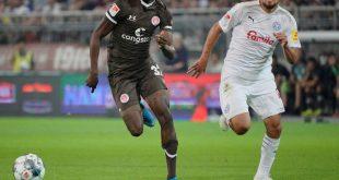Christian Conteh büxt aus und schießt St. Pauli zum Sieg
