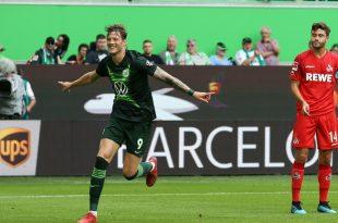 Wout Weghorst traf zum zwischenzeitlichen 2:0