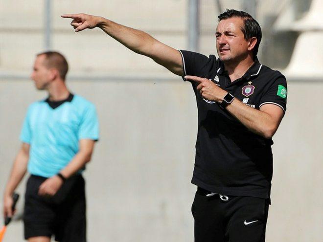 Aue trennt sich von Trainer Daniel Meyer
