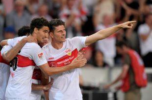 Der VfB gewann gegen St. Pauli