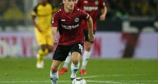 Iver Fossum verlässt Hannover 96 in Richtung Aalborg