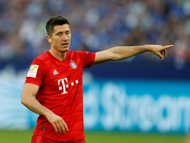 Lewandowski glaubt an CL-Titel mit Bayern