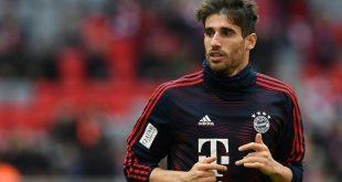 Javi Martinez fehlt den Bayern im DFB-Pokal