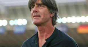 Bundestrainer Löw ist von Fritz Keller überzeugt