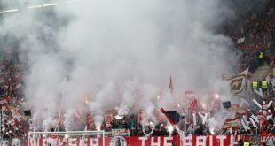 Einige Fans leisteten sich beim DFB-Pokal Fehlverhalten