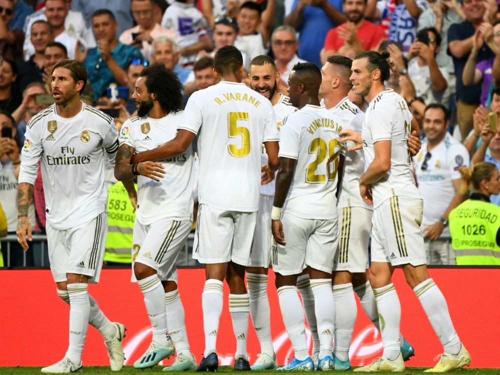 Real Madrid Schulden