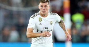 Toni Kroos traf bei Reals Sieg gegen Celta Vigo