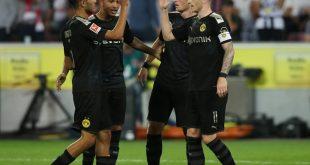 Der eingewechselte Hakimi (l.) schoss das 2:1 gegen Köln