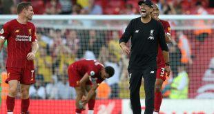 Klopps Liverpool siegt und behauptet die Tabellenführung
