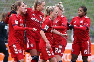 Die Frauen des FC Bayern gewannen ihr erstes Saisonspiel