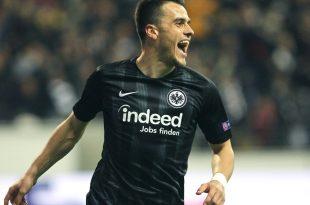 Kostic erzielte im Hinspiel in Vaduz einen Doppelpack