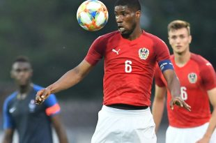 Augsburg verleiht Kevin Danso nach Southampton