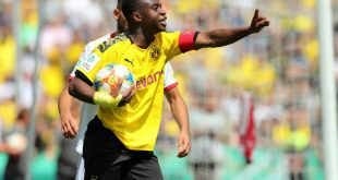 Der BVB plant mit Ausnahmetalent Youssoufa Moukoko