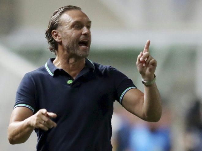 Doll erzielte mit Nikosia im Hinspiel ein 0:0 gegen Ajax