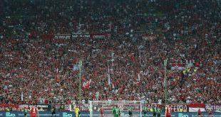 Das Rheinland-Pfalz-Derby läuft bisher friedlich ab