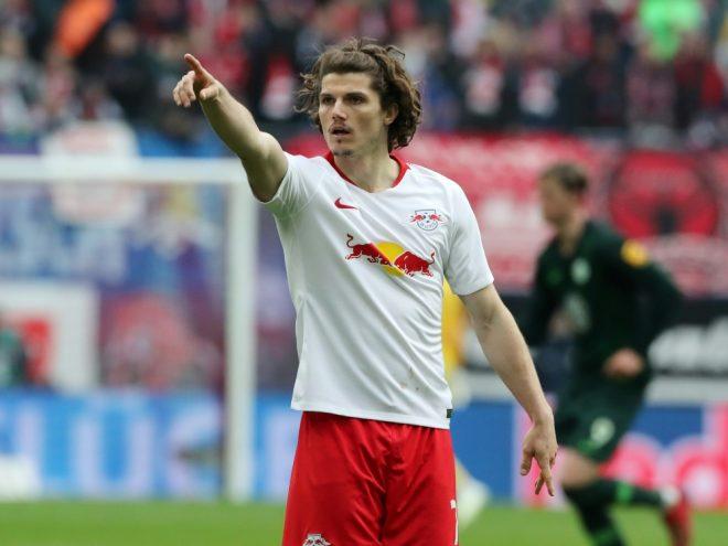 Sabitzer will mit RB jede Saison in die Königsklasse