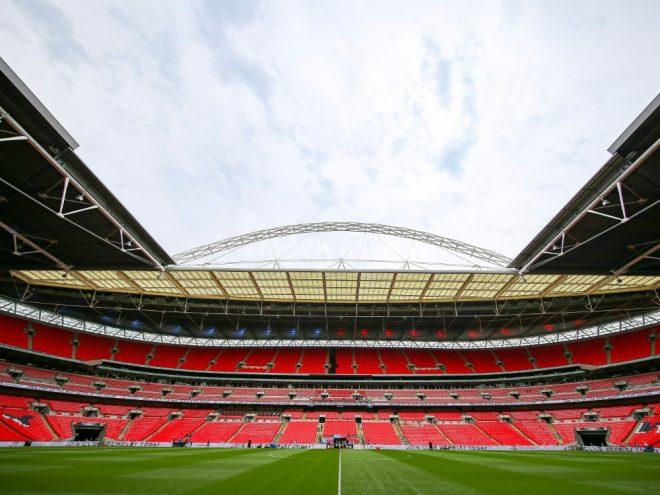 2021 Finalort der Frauen-EM: Das Wembley-Stadion