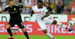 Jhon Cordoba fällt gegen den SC Freiburg aus