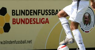 Der Finalspieltag der Blindenfußball-Bundesliga steht an