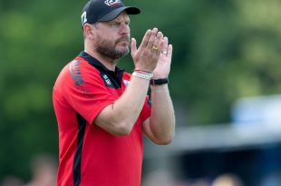 Sein Vertrag wurde bis 2021 verlängert: Steffen Baumgart