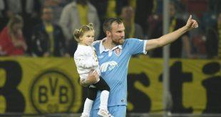 Großkreutz genoss die Heimkehr nach Dortmund