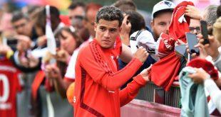 Gefeierter Bayern-Neuzugang: Philippe Coutinho