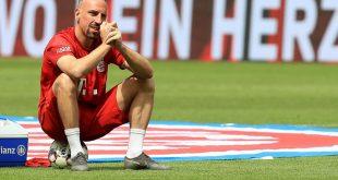 Ribery könnte seine Karriere in Italien fortsetzen