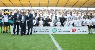 """Die Stiftung """"Egidius Braun"""" unterstützt viele Vereine"""