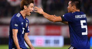 Werder-Stürmer Osako erzielte einen Treffer für Japan