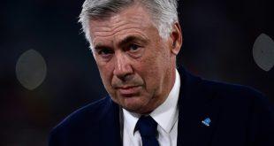 Carlo Ancelotti kritisiert den Kabinenzustand