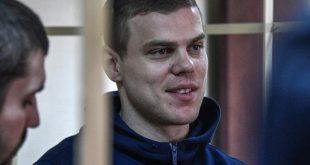 Alexander Kokorin kommt vorzeitig frei