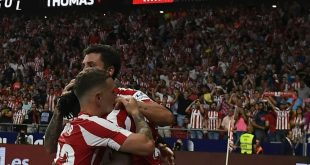 Atletico beglich Schulden beim finanzamt vorzeitig