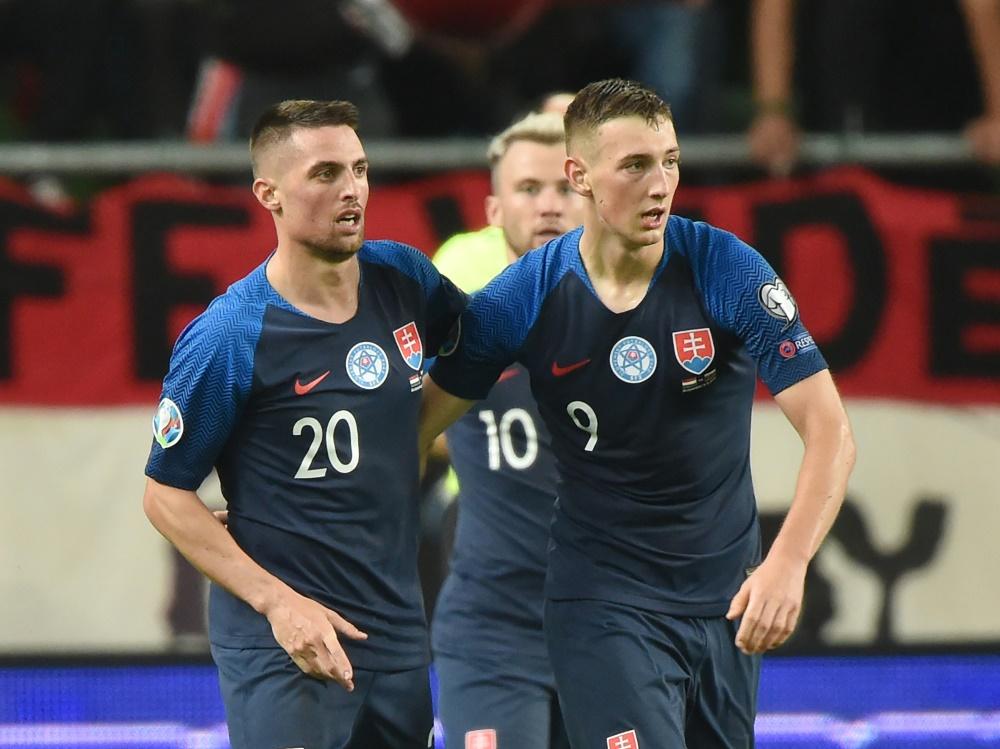 Slowakei Em Qualifikation