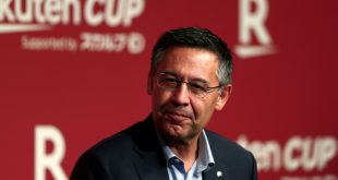 Ist seit 2014 Barca-Präsident: Josep Maria Bartomeu