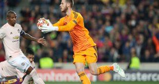 David de Gea (r.) bleibt United treu