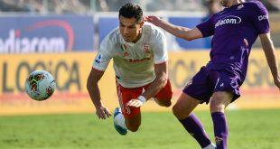 Ribery gelang mit Florenz gegen Juve ein Punktgewinn
