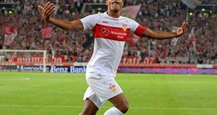 Daniel Didavi erzielte den ersten Stuttgarter Treffer