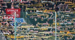 Dynamo-Fan nach Sturz auf dem Weg der Besserung