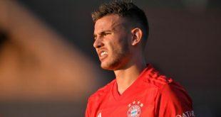 Die Bayern geben Entwarnung bei Lucas Hernandez