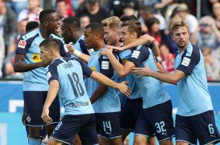 Gladbach gewinnt das Derby