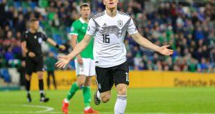 Über zehn Millionen Zuschauer sehen Sieg der DFB-Elf