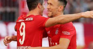 Bayern feiern souveränen Erfolg gegen Köln