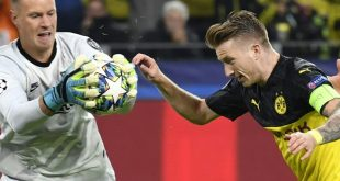 1,07 Millionen Zuschauer sahen den BVB gegen Barca im TV
