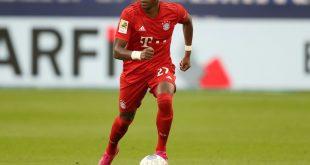 David Alaba fehlt dem FC Bayern in Belgrad verletzt