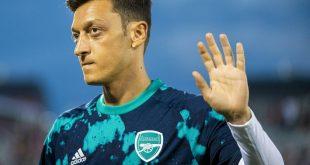 Arsenal tritt ohne Mesut Özil bei Eintracht Frankfurt an